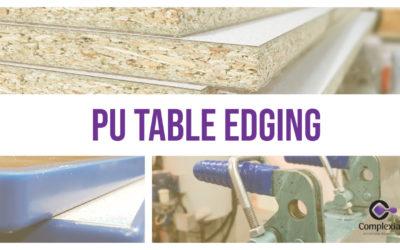 Polyurethane Table Edging Process