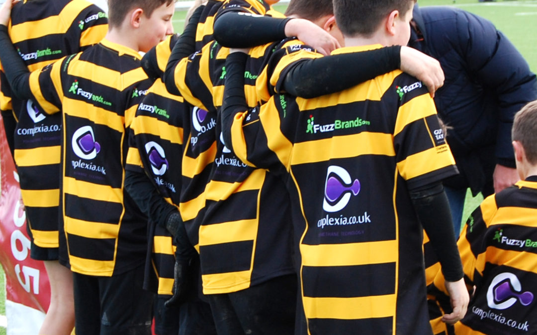 Complexia Sponsors Local Rugby Club